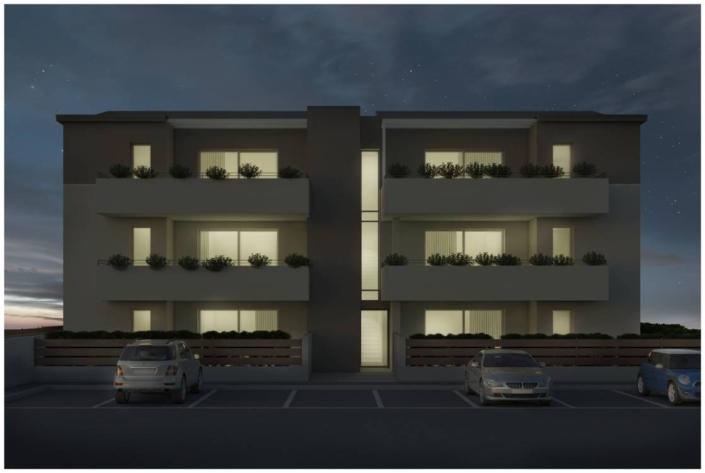 progetto immobiliare appartamenti
