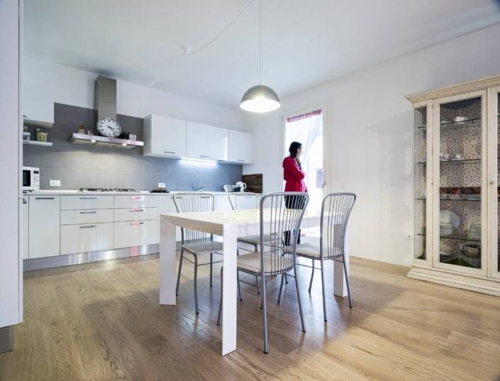 cucina nuovo appartamento
