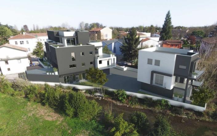 residence in costruzione treviso