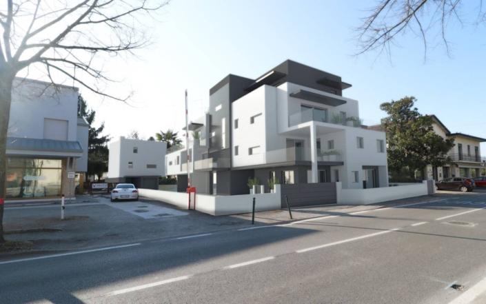 rendering residence treviso