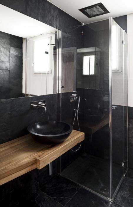 bagno moderno nuovo